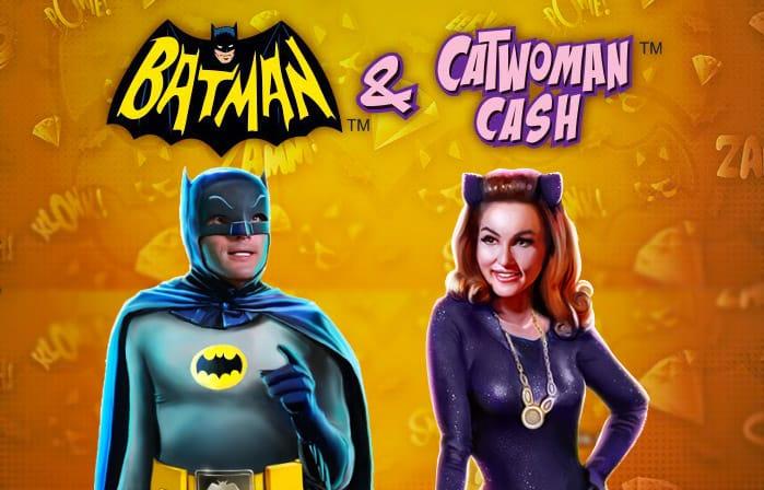 バットマン & キャットウーマン